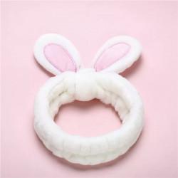 Opaska kosmetyczna królik...