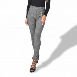 Spodnie pepitka eleganckie...