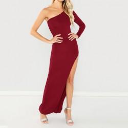 Sukienka maxi asymetryczna...