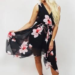 Sukienka seksowna zwiewna...