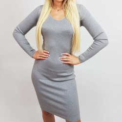 Sukienka sweterkowa...