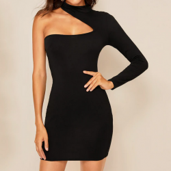 Sukienka seksowna czerń...